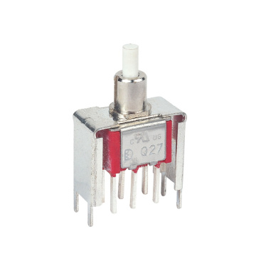 UL с подсветкой Momentary Metal Push Button Switch