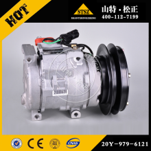 Komatsu Loader Parts WA470 Air Compressor 6151-81-3112