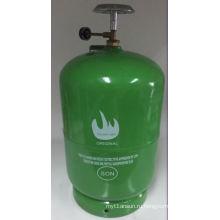 Баллон LPG&стальной газовый баллон (5 кг)