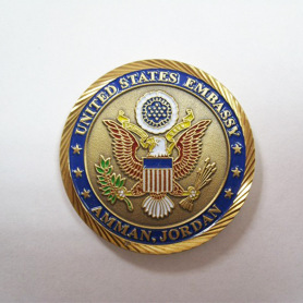 Custom Fashion Metal Coin Metal Challenge Coin