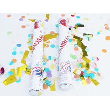New Fresh Paper Confetti Party Popper