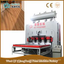 High Speed Short Cycle Woodworking Hot Press Machine
