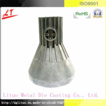 Carcaça de alumínio da lâmpada LED
