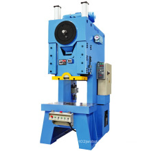 Open-Type Fixed Table Power Press with Adjustable Stroke (JL21 Series)