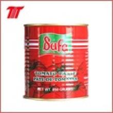 Venta caliente orgánico Safa Tomato Pasta 2015 Nueva cosecha del proveedor de China
