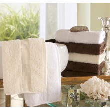 100 % Baumwolle Spiral-Handtücher