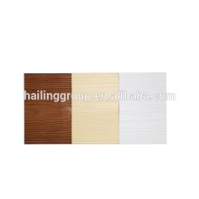 В Европе Средняя плотность древесины зерна 10мм усиленная доска цемента волокна