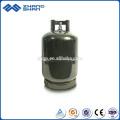 Types bon marché de 6 kg de bouteilles de gaz GPL de Chine pour la cuisson
