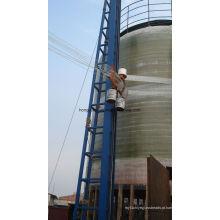 Tanque de FRP que faz a máquina - tipo vertical para grandes tanques da fibra de vidro