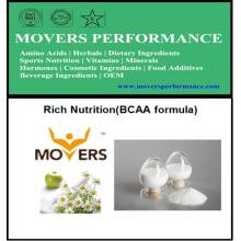 Formule OEM Rich Nutrition Bcaa