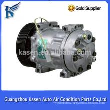 7H15 sanden R134a compressor for VOLVO TRUCK FH16