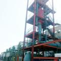 Processo de Destilação de Petróleo em Refinaria para Gasolina