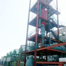 Refinería de destilación de petróleo crudo al proceso de gasolina