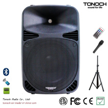 Professionelle 12 Zoll Kunststoff PRO Audio mit konkurrenzfähigem Preis