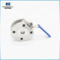 Умеренная цена Оптовая хорошее качество Заводская цена с резьбой фланцевый шаровой клапан