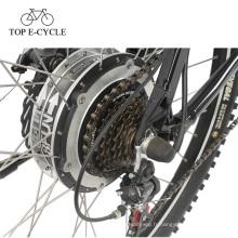 Top E-cycle 26 pouces pliant électrique montagne électrique moto maison