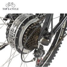 Top E-cycle 26inch folding electric mountain electric motor bike home