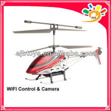 NEW!HOT!2013 3CH rc helicopter with wifi camera real-time transmission