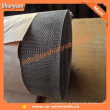 Shaanxi Shunyuan! A prueba de herrumbre de alambre de aluminio malla / pantalla de la ventana