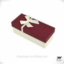 2018 emballage de bonbons de mariage de luxe petit cadeau boîtes faites sur commande