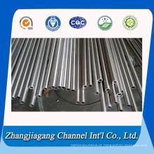ASTM B 338 Gr2 titânio sem costura tubo/tubo