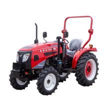 Trator agrícola de rodas de Jinma a diesel de 4 cilindros