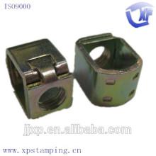 Stromzähler / elektrische Schrauben und Muttern