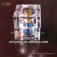 Garrafa De Perfume De Cristal Agradável C139