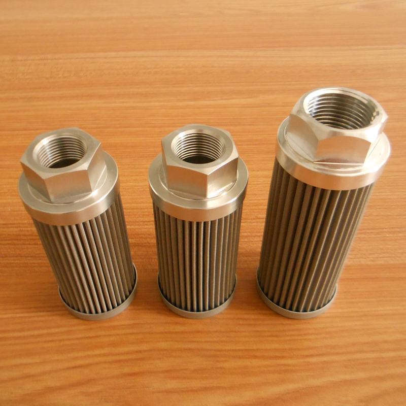 Suction Oil Filter WU-25X180-J