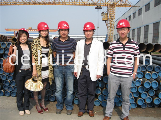 carbon steel pipe distributors