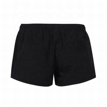 Summer Black Hot Ladies Surf Badeshorts