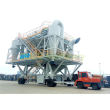 Cyclone Dust Removal Hopper Move by Trailer Dust Control Type