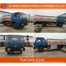 Dongfeng 4X2 Fuel Tank Truck 2axles Fuel Tanker Truck