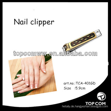 Nagelpflege-Nagelknipser für Goldpflege