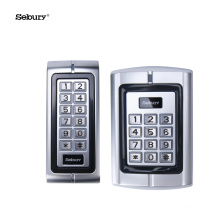 Sebury Classic Card Pin Standalone Control with Digital Backlit for Home Security