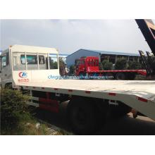 Caminhão 4x2 RHD da cama lisa de Dongfeng para vendas