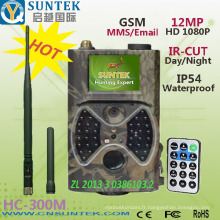 GPRS 12MP Invisible 940nm Wild Game Chasse GSM Trail Camera