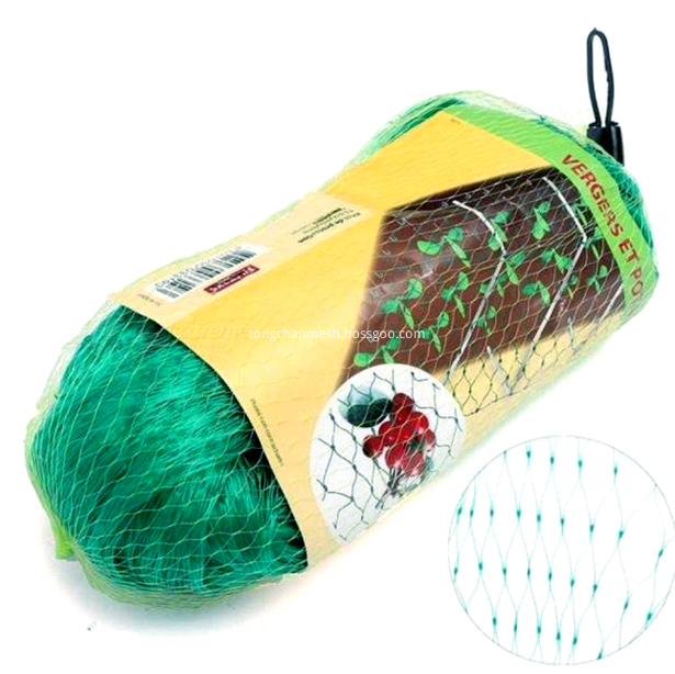 Plastic Agricultural Fruit Netting