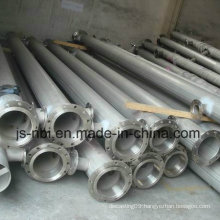Stainless Steel Pipes and Welded Flange