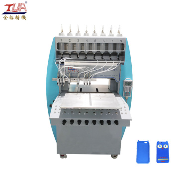Dispensing pvc Keychain Machine