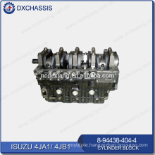 Genuine 4JA1 4JB1 Cylinder Block 8-94438-404-4