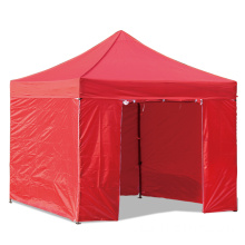 Gazebo Easy Up in acciaio antistrappo e antincendio