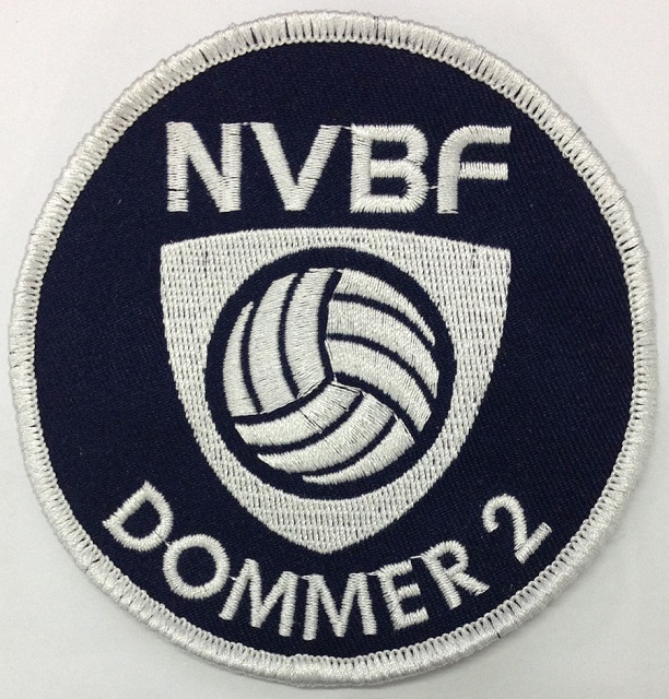Embroidery Patch Football