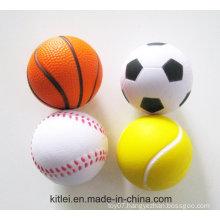 Promotion Custom Stress Ball, Logo Printing PU Stress Ball, Wholesales Anti Stress Foam Ball