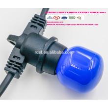 SLO-110 multi lampe titulaire chaîne s'allume avec prise schuko VDE UE cordon d'alimentation
