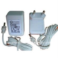 High Quality 9V 100mA Europen Adaptor