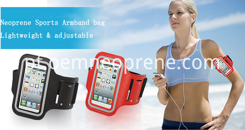 armband with key holder