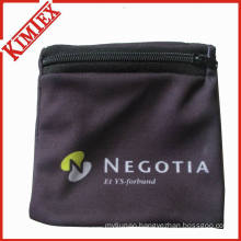 Promotional Wristband with Zipper Pocket
