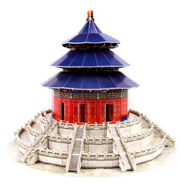 Puzzle 3D Temple du ciel