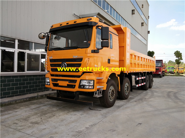 8x4 30 Ton Tipper Trucks